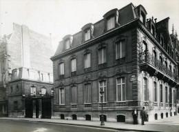 France Paris Hotel Particulier 7 Rue De Presbourg Ambassade De Brunei Ancienne Photo 1900 - Places