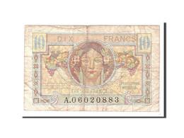 France, 10 Francs, 1947, Undated, KM:M7a, TB - Treasury