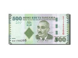 Tanzania, 500 Shilingi, 2010, KM:40, Undated (2010), NEUF - Tanzanie