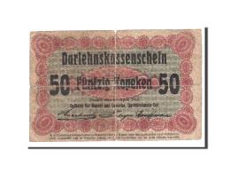 Allemagne, 50 Kopeken, 1916, KM:R121a, 1916-04-17, TB - [13] Bundeskassenschein