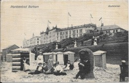 Nordseebad Borkum - Badeleben - Borkum