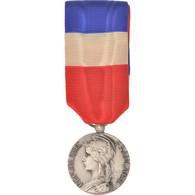 France, Médaille D'honneur Du Travail, Medal, XXth Century, Good Quality - Militair