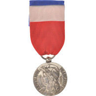 France, Médaille D'honneur Du Travail, Medal, XXth Century, Good Quality - Militari