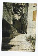 CPSM 84 - CRESTET - LE CRESTET - Vieille Rue Pittoresque - TB PLAN CENTRE VILLAGE - Sonstige Gemeinden