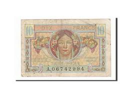 France, 10 Francs, 1947, Undated, KM:M7a, TB+, Fayette:VF30.1 - Treasury