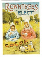 COCOA - Rowntree's Elect - England - Reclame