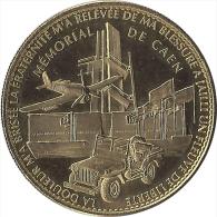 S06B124 - 2006 MEMORIAL DE CAEN 2 - Jeep Et L'Avion / ARTHUS BERTRAND - Undated
