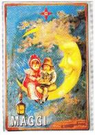 MAGGI -  'Reklame' Schild Aus Dem Jahre 1900 - Reclame