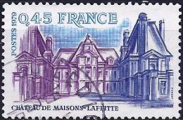 France 1979 - Mi 2175 - YT 2064 ( Castle Of Maisons-Laffitte ) - Gebruikt