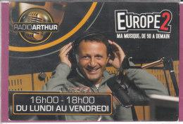 RADIO ARTHUR EUROPE 2 - Radio