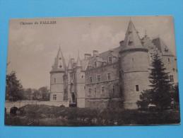 Château De FALLAIS ( Pinon ) Anno 19?? ( Zie Foto Voor Details ) !! - Braives