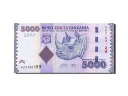 Tanzania, 5000 Shilingi, 2003, KM:38, Undated (2003), NEUF - Tanzanie