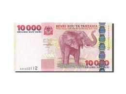 Tanzania, 10,000 Shilingi, 2003, KM:39, Undated (2003), NEUF - Tanzanie