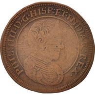 Pays-Bas, Token, Spanish Netherlands, Philippe IV, XVIIth Century, TB, Cuivre - Pays-Bas