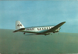 Avion à Identifier. Royal Dutch Air Lines. - 1946-....: Moderne