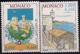2001 Monaco Mi. 2550-1 **MNH - Europa-CEPT