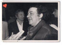 28462-LE-SPECTACLE-ARTISTES-Coluche Et Serge Gainsbourg-Midem-1980 - Artistas