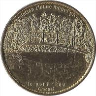 S06B116 - 2006 FONDATION CLAUDE MONET 3 - Le Pont / ARTHUS BERTRAND - Arthus Bertrand