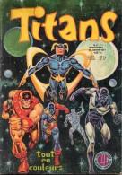 Titans N°6 - Titans