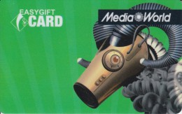 Gift Card Italy Media World - 001b - Aries - Gift Cards