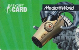 Gift Card Italy Media World - 001c - Aries - Gift Cards