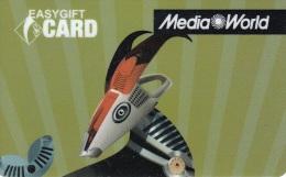 Gift Card Italy Media World - 002b - Capricorn - Gift Cards