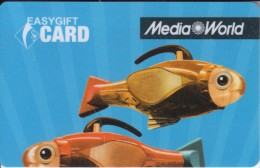 Gift Card Italy Media World - 003c - Fish - Gift Cards