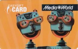 Gift Card Italy Media World - 004b - Gemini - Gift Cards
