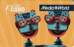Gift Card Italy Media World - 004c - Gemini - Gift Cards