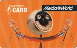 Gift Card Italy Media World - 005a - Libra - Gift Cards