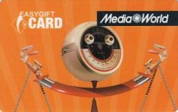 Gift Card Italy Media World - 005b - Libra - Gift Cards