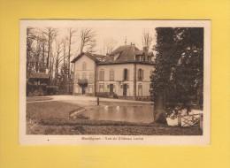 * CPA..dépt 95..MONTLIGNON  :  Vue Du Château Larive   : Voir Les 2 Scans - Montlignon