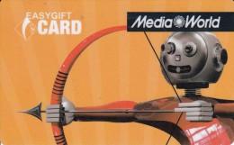 Gift Card Italy Media World - 010b - Sagittarius - Gift Cards