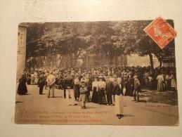 Carte Postale - MOULIN (03) - Souvenir Du Sacre De Mgr BOUTRY 24 Juin 1907 - Animation (157M) - Moulins