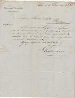 LAC Kaltenbach Engler & Cie Singapour Saïgon  Vin 25c Sage Paris La Bourse 1876 - 1849-1876: Periodo Clásico