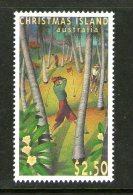 ILES CHRISTMAS 1995 GOLF YVERT N°415 NEUF NG - Golf