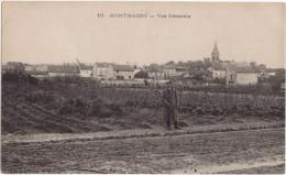 MONTMAGNY / VUE GENERALE - Frankreich
