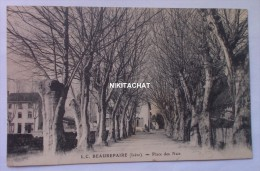 BEAUREPAIRE-Place Des Nais - Beaurepaire