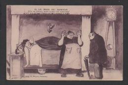 DF / HUMOUR / SÉRIE LE RIRE DU MORVAN / LA PURGE - Humor