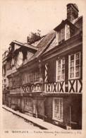 Honfleur. Vieilles Maisons,Rue Gambetta - Honfleur