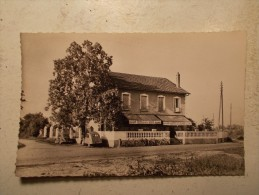 Carte Postale - VILLIEU (01) - Hôtel De La Gare - GUILLOMOT (186M) - Sonstige Gemeinden