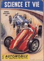 RARE N° HORS SERIE SCIENCES ET VIE AUTOMOBILE ET MOTOCYCLETTE. ANNEE 1947 - Books, Magazines, Comics