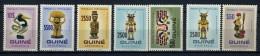 1067 - GUINEA BISSAU - Mi. Nr. 24/30 - NH - (IBE1385000011......E) - Guinea-Bissau