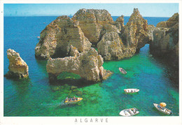 Prtugal--Faro--1998--Ponta Da Piedade--Lagos--Algarve---Lisboa-a, Lisieux, Francia - Faro