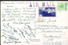 1955 Lebanon  - Nice Stamp !!! - Liban
