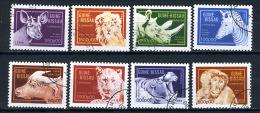 1989 - GUINEA BISSAU - Mi. Nr. 1096/1103 - Used - (IBE1385000011......E) - Guinea-Bissau