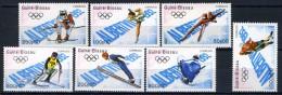 1989 - GUINEA BISSAU - Mi. Nr. 1096/1103 - NH - (IBE1385000011......E) - Guinea-Bissau