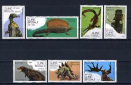 1989 - GUINEA BISSAU - Mi. Nr. 1081/1087 - NH - (IBE1385000011......E) - Guinea-Bissau