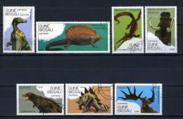 1989 - GUINEA BISSAU - Mi. Nr. 1081/1087 - Used - (IBE1385000011......E) - Guinea-Bissau