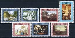 1989 - GUINEA BISSAU - Mi. Nr. 1057/1063 - NH - (IBE1385000011......E) - Guinea-Bissau